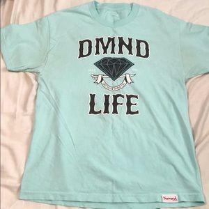 Other - Diamond short sleeve tee size large
